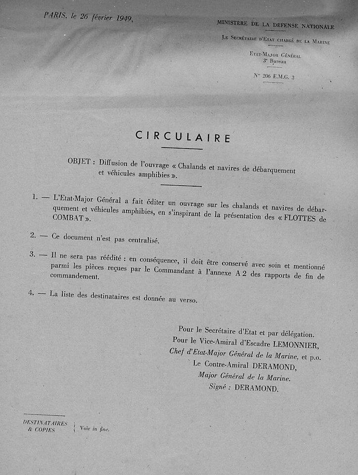 """Ouvrage """"chalands et navires de débarquement"""" - Mars 1948 Amphibie_mars1948_03"""